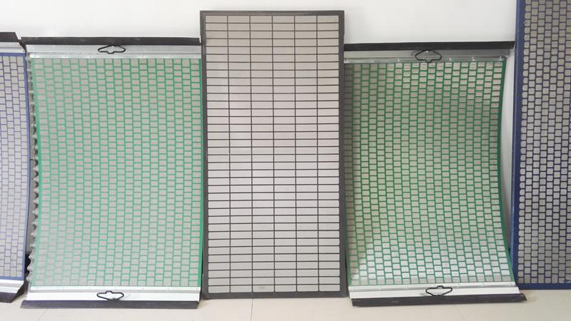 1900 Panels of shale shaker screen delivered
