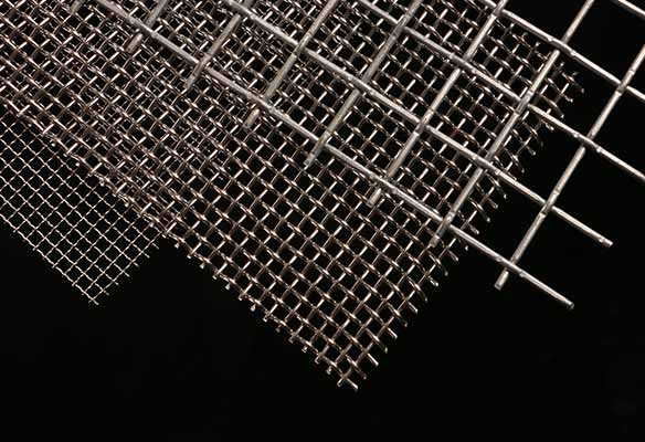 Features of Crimped Wire Mesh