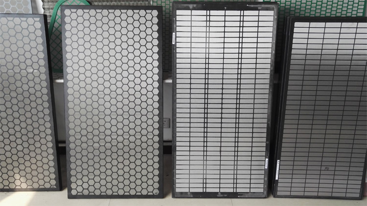 1860 PCS Screen Panels was Delivered