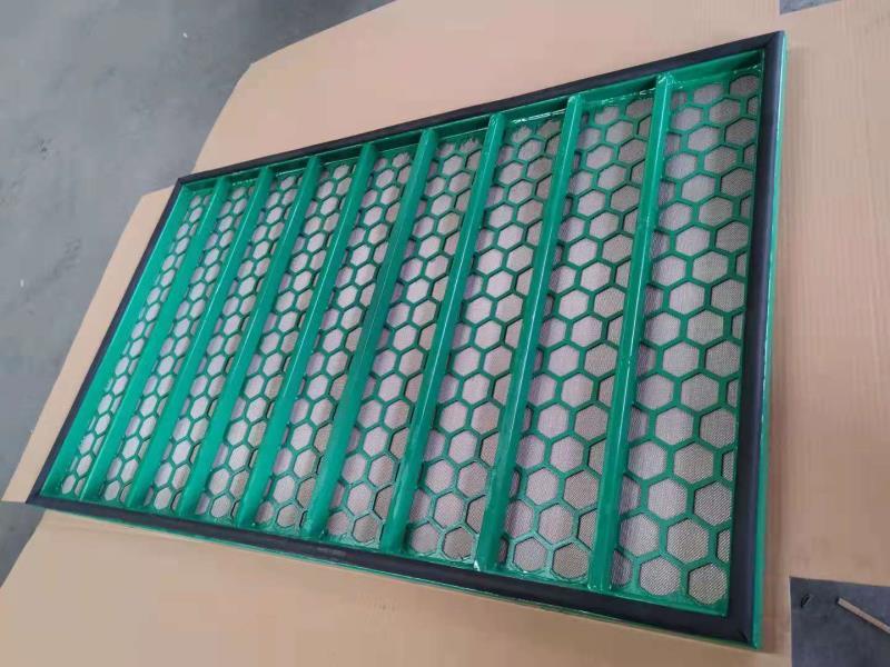 Shaker Screen Panels 1380 pcs Were Delivered