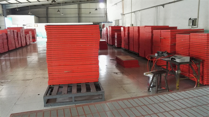 3800 PCS Shaker Screen Panels Delivery