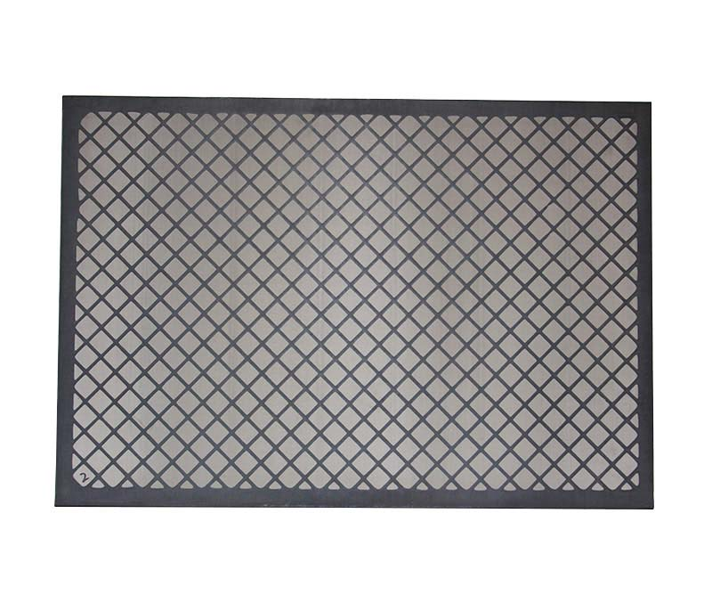 Replacement Screen for Fluid System