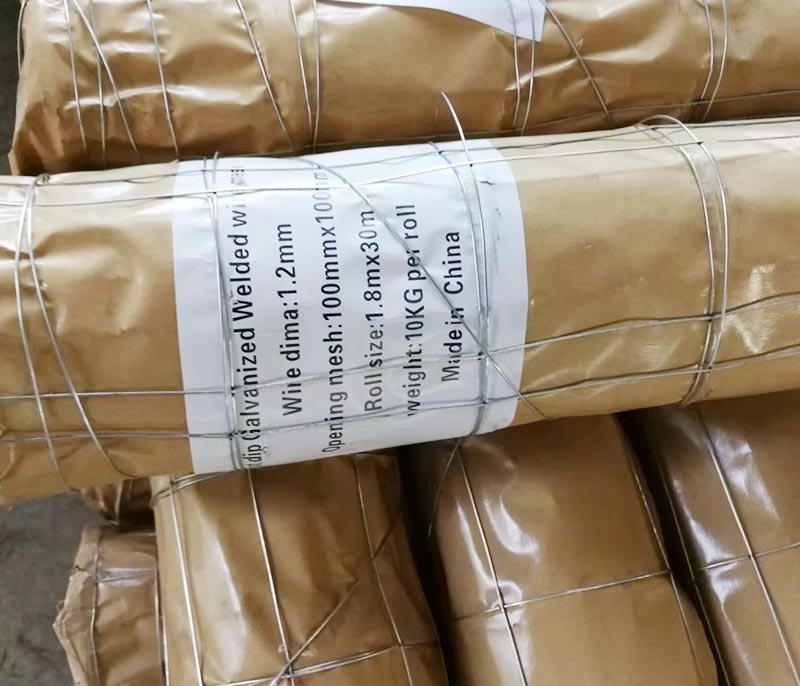 BRC 3315 Roof Wire Mesh