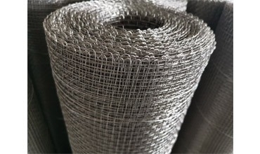 Mesh 2 Stainless Steel 304 With Selvage Edge